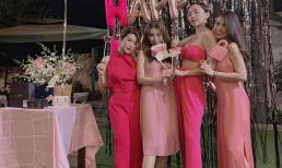Tóc Tiên mở tiệc hồng toàn tập, chính thức chạm ngõ 30