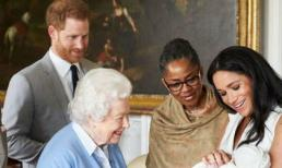 Công nương Meghan và chồng được Nữ hoàng tặng nhà mới sau khi sinh quý tử