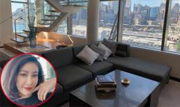 Có gì bên trong penthouse giá 6000USD một đêm ở Úc khiến Hoa hậu Hà Kiều Anh phải trầm trồ?