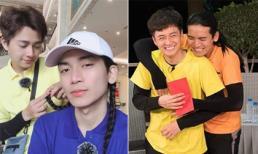 BB Trần ôm Ngô Kiến Huy và tiết lộ dùng tiền thưởng để hai vợ chồng đi hưởng tuần trăng mật