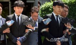 Seungri (BIG BANG) chính thức bị còng tay sau phiên điều trần, có thể ở tù 2 - 3 năm