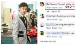 Noo Phước Thịnh đăng ảnh điển trai, Mai Phương Thuý đã vào thả thính