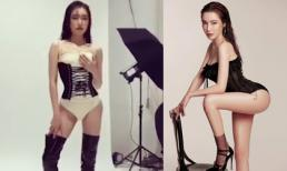 Bị chê photoshop quá đà, Elly Trần tung clip khoe body nóng bỏng khó cưỡng