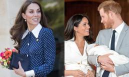 Công nương Kate chính thức đến thăm con trai Meghan sau khi em dâu khiến cung điện nổi giận vì 'đánh lừa cả thế giới'