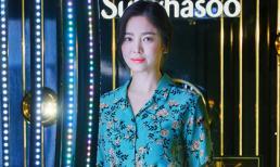 Không phải chồng, Song Hye Kyo lại lên mạng xã hội ủng hộ phim của trai trẻ lộ liễu thế này