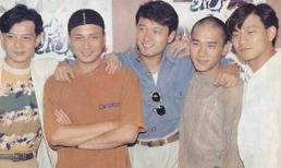 Ngất ngây với ảnh thanh xuân một thời của 'ngũ hổ tướng' TVB