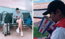 Trải nghiệm tuyệt vời của Lee Min Ho khi tới Tây Ban Nha du lịch