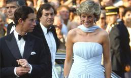 Sức hút của vợ chồng Công nương Diana tại LHP Cannes 32 năm về trước đến nay chưa ngôi sao hạng A nào vượt qua được