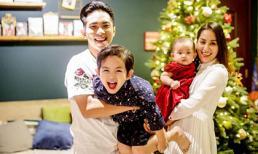 Phan Hiển bị con trai 'dìm đẹp' khi lỡ tự tin khẳng định mình đẹp trai hơn