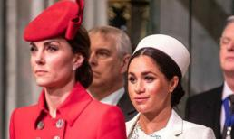 Meghan cấm chị dâu Kate liên hệ đến con trai mới sinh của mình khiến bà mẹ 3 con khóc nức nở trong nhiều ngày?