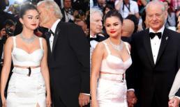Liên tục tình tứ với tài tử 68 tuổi trên thảm đỏ Cannes, Selena Gomez gây choáng khi thông báo chuẩn bị kết hôn