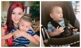 Con trai Lâm Khánh Chi nhún nhảy theo nhạc cực đáng yêu dù mới tròn 8 tháng tuổi