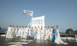 Sàn catwalk 5 sao giữa hoang đảo cùng Aquafina thăng hoa với BST từ cảm hứng 'thời trang thuần khiết'