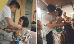 Vợ chồng MC Yumi Dương tổ chức tiệc trước khi sinh, hồi hộp không biết con là trai hay gái