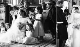 Vợ chồng Meghan công bố loạt ảnh hậu trường đặc biệt nhân kỷ niệm 1 năm ngày cưới