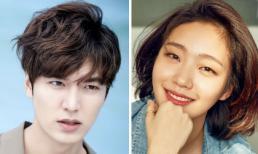 """Chính thức lộ diện nữ chính kết đôi cùng Lee Min Ho trong phim mới của biên kịch """"Hậu duệ của mặt trời"""""""