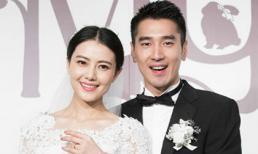 """""""Dạ Hoa"""" Triệu Hựu Đình và bà xã Cao Viên Viên đón con gái đầu lòng sau 5 năm kết hôn"""
