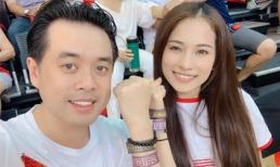 Dương Khắc Linh khẳng định 'chủ quyền' với vợ sắp cưới Ngọc Duyên