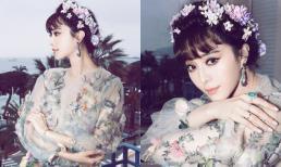 Hình ảnh Phạm Băng Băng đẹp như tiên nữ 'gây sốt' trở lại sau màn 'khoe thân' của Ngọc Trinh, tiết lộ lý do vắng mặt tại Cannes