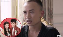 Diễn viên Anh Vũ 'Về nhà đi con' tiết lộ đã ly hôn vợ được 3 năm, con trai ở với mẹ