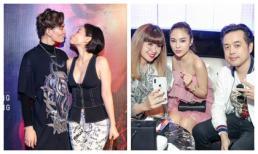 Thu Minh diện áo jeans khoe vòng một căng đầy, Dương Khắc Linh cùng hôn thê lần đầu xuất hiện sau tin kết hôn