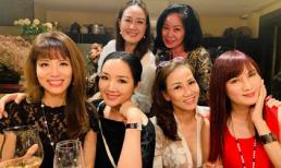Nhan sắc thật của Hoa hậu Hà Kiều Anh và hội bạn thân thiết toàn là mỹ nhân