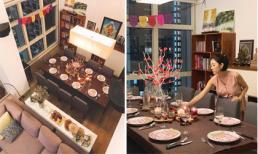 Không gian sang trọng bên trong căn hộ của MC Yumi Dương