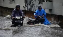 Dự báo thời tiết 23/5: Mưa dông giảm tại Bắc Bộ, gia tăng ở Nam Bộ