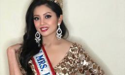 Người đẹp Mindy Tô Minh Thư đăng quang Hoa hậu phu nhân thế giới WOA 2018-2019