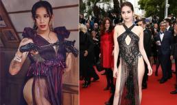 Không có vé dự Cannes, BB Trần vẫn 'đại náo' mạng xã hội khi cosplay đầm Ngọc Trinh