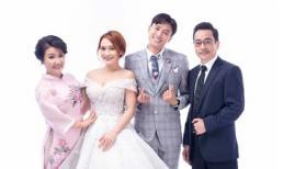 Lộ ảnh cưới của Thư - Vũ trong 'Về nhà đi con'
