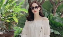 Hoa hậu Đặng Thu Thảo phá lệ, lần đầu mở lời trò chuyện với fan