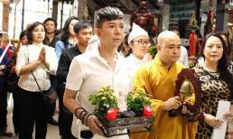 Long Nhật bật khóc nói về nguyện vọng cuối đời của ca sĩ Vương Bảo Tuấn