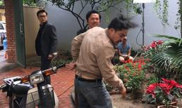 Fan hả hê với hình ảnh ông Sơn trong 'Về nhà đi con' thẳng tay tát con rể 'không trượt phát nào'