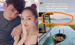 Hồ Quang Hiếu và Bảo Anh lại bị fan 'bắt thóp' đi du lịch cùng nhau?