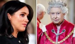 Lần đầu hé lộ chuyện Công nương Meghan cấm Nữ hoàng Anh phạm phải quy tắc này do mình đề ra