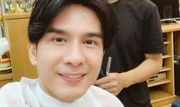 Đan Trường để lại tóc hai mái huyền thoại khiến fan thích thú