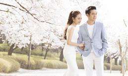 Trọn bộ ảnh cưới lãng mạn tại Hàn Quốc của Dương Khắc Linh và Sara Lưu