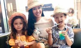 Đây là cách đáng yêu con gái Diva Hồng Nhung giúp mẹ vượt qua khủng hoảng hậu ly hôn