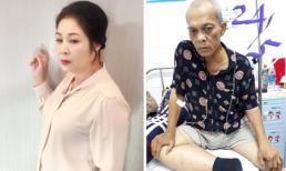 Nghệ sĩ Hồng Vân ủng hộ 10 triệu cho chủ nhiệm phim 'Gạo nếp gạo tẻ' bị ung thư đại tràng