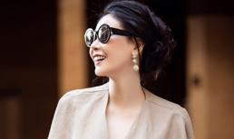 Hoa hậu Hà Kiều Anh sành điệu với những thiết kế ngọt ngào khi dạo chơi Sydney