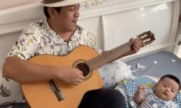 Thanh Thuý tố chồng 'cưỡng bức' con trai nghe mình hát cải lương