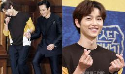 Song Joong Ki không đeo nhẫn cưới dù vừa diện áo đôi với Song Hye Kyo giữa tin đồn 'trục trặc'