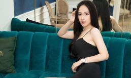 Mừng vì giảm 2kg, Hoa hậu Mai Phương Thúy 'đãi fan' loạt ảnh gợi cảm hết nấc