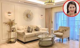 Không gian căn hộ mới sang trọng của MC Diệp Chi