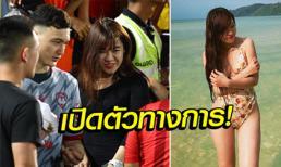 Bạn gái Đặng Văn Lâm bất ngờ được báo Thái Lan đăng loạt ảnh sexy, không quên nhắc đến mối tình với chàng thủ môn Việt kiều