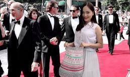 Mặn như Lan Phương, chỉ hẳn cách được xuất hiện trên thảm đỏ Cannes nhưng không mất một xu