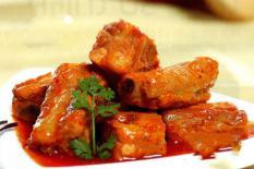 Đổi vị với món sườn nấu chua cay vô cùng hấp dẫn