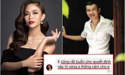 Tung tin nhắn của Mâu Thuỷ, ông bầu Phúc Nguyễn khẳng định: 'Á hậu thiếu trung thực, đố kị và kém thông minh'
