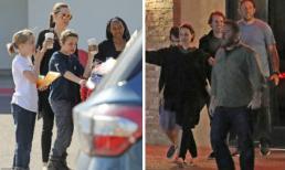 Bận rộn 12 tiếng trên phim trường, Angelina Jolie cố gắng bù đắp cho 6 con bằng cách đặc biệt